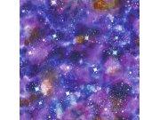Dječja papirnata tapeta za zid Kids & Teens vesmír 273205 Rasch