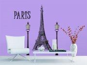 Samoljepljiva dekoracija za zid Pariz ST2-021 Naljepnice za zid
