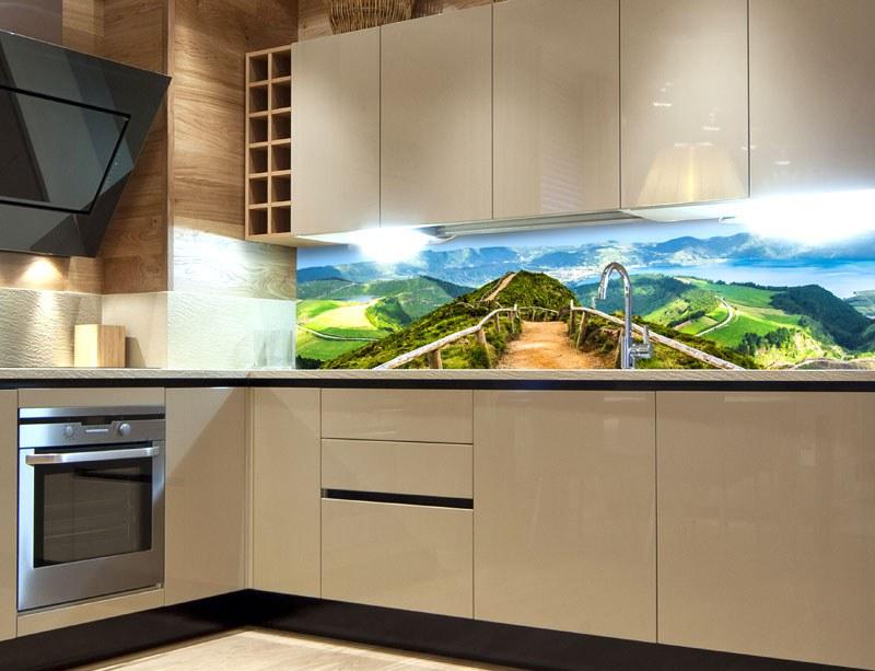 Samoljepljiva foto tapeta za kuhinje Staza KI-260-043, 260x60 cm - Foto tapete