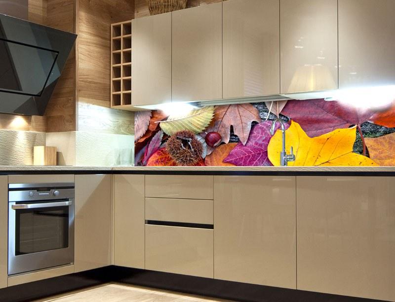 Samoljepljiva foto tapeta za kuhinje Jesenj KI-260-047, 260x60 cm - Foto tapete