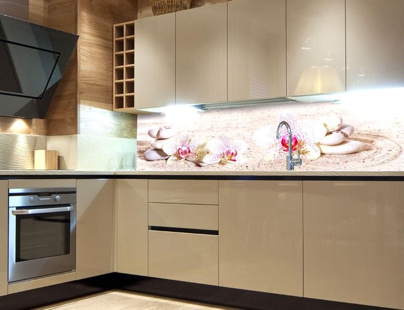 Samoljepljiva foto tapeta za kuhinje Zen Garden KI-180-057, 180x60 cm - Foto tapete