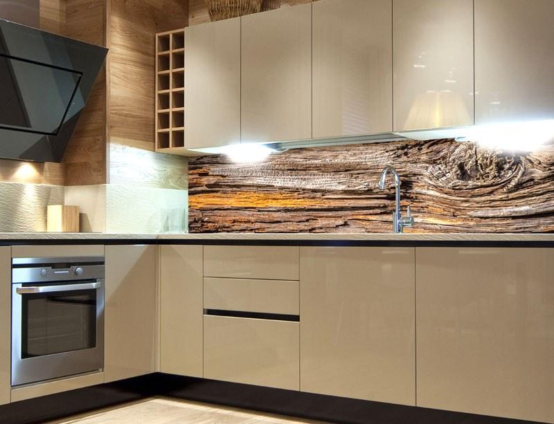 Samoljepljiva foto tapeta za kuhinje Tree Bark KI-180-062, 180x60 cm - Foto tapete