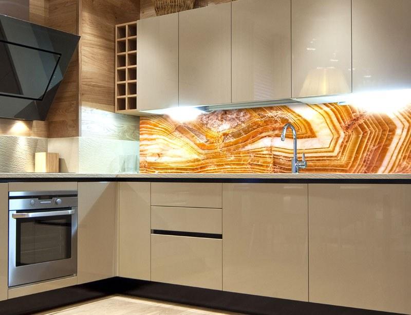 Samoljepljiva foto tapeta za kuhinje Agate KI-180-066, 180x60 cm - Foto tapete