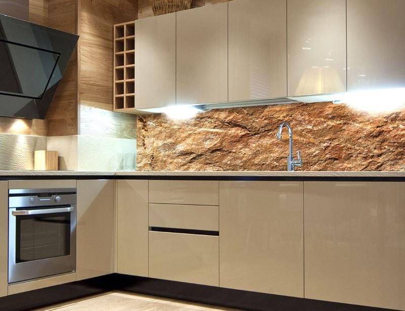 Samoljepljiva foto tapeta za kuhinje Marble KI-180-067, 180x60 cm - Foto tapete