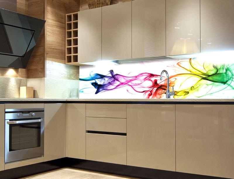 Samoljepljiva foto tapeta za kuhinje Smoke KI-180-073, 180x60 cm - Foto tapete