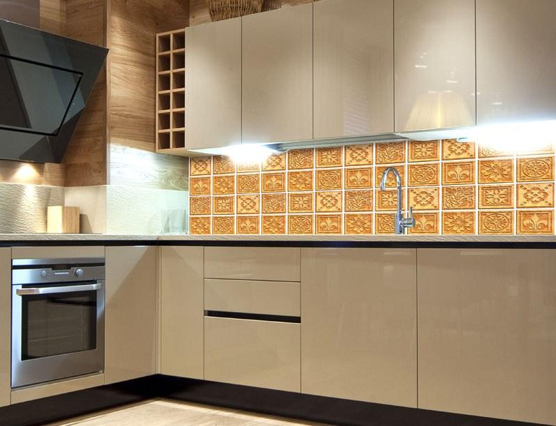 Samoljepljiva foto tapeta za kuhinje Granite Tiles KI-180-080, 180x60 cm - Foto tapete