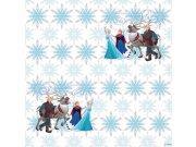 Dječja papirnata tapeta za zid Frozen WPD9632, 0,53 x 10 m Na skladištu