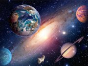 Flis foto tapeta AG Galaksija FTNXXL-2485 | 360x270 cm Foto tapete