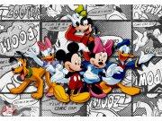 Flis foto tapeta AG Mickey Mouse FTDNXXL-5010 | 360x270 cm Foto tapete
