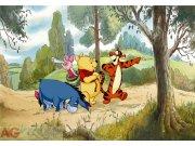 Flis foto tapeta AG Winnie Pooh FTDNXXL-5013 | 360x270 cm Foto tapete