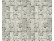 Flis tapeta za zid pvzzle Simply Decor 32703-4 AS Création