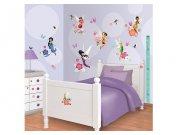 Dječja naljepnica Fairies 41462 Naljepnice za dječju sobu