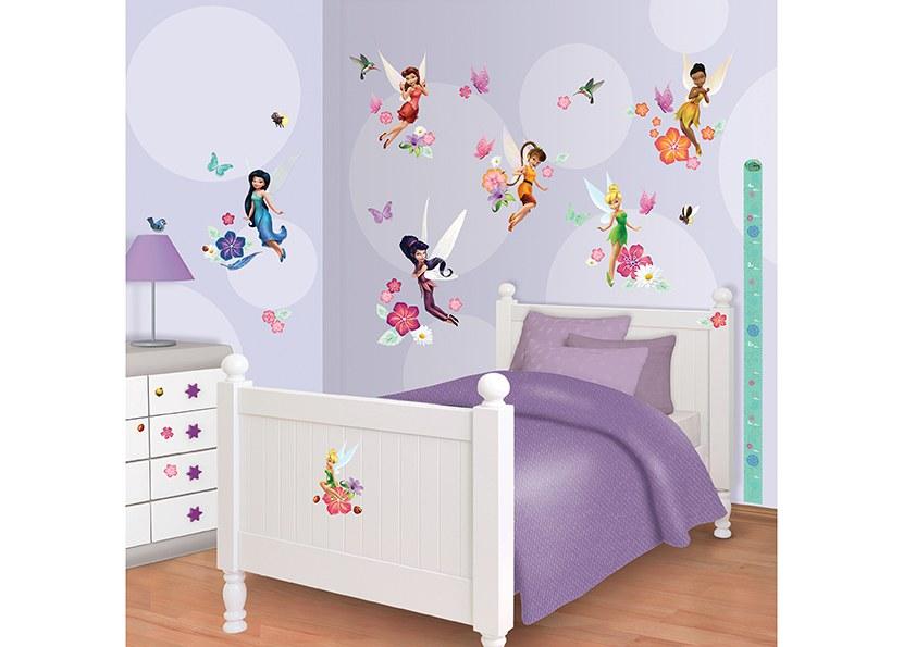 Dječja naljepnica Fairies 41462 - Naljepnice za dječju sobu