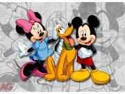 Flis foto tapeta AG Mickey i Minnie FTDNM-5204 | 160x110 cm Foto tapete
