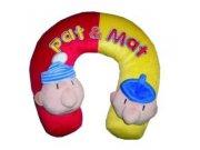 Putni jastučić za glavu Pat i Mat Plišane figure Pat i Mat