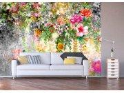 Foto tapeta Zid od cvijeća FTNXXL-1219 Foto tapete