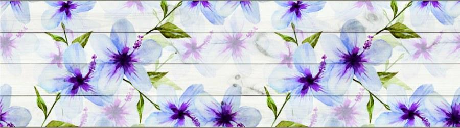 Samoljepljiva bordura Cvijeće WB8235 - Samoljepljive bordure