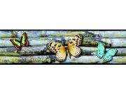 Samoljepljiva bordura Leptiri WB8238 Samoljepljive bordure