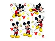 Samoljepljiva dekoracija Mickey Mouse DKS-3802, 30x30 cm Naljepnice za dječju sobu
