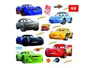 Samoljepljiva dekoracija Cars DKS-3803, 30x30 cm Naljepnice za dječju sobu