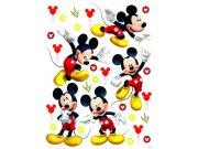 Samoljepljiva dekoracija Mickey Mouse DK-2311, 85x65 cm Naljepnice za dječju sobu