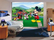 Flis foto tapeta AG Mickey Mouse FTDNXXL-5071 Foto tapete