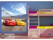 Flis foto tapeta Cars FTDNXL-5147 | 180x202 cm Foto tapete
