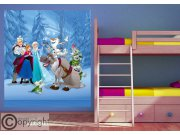 Flis foto tapeta Frozen FTDNXL-5149 | 180x202 cm Foto tapete