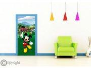 Flis foto tapeta AG Mickey Mouse FTDNV-5480 | 90x202 cm Foto tapete