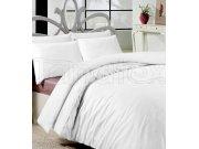 Bijela pamuk de luxe posteljina 200x240 Akcija