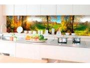 Samoljepljiva foto tapeta za kuhinje - Livada KI-350-083 | 350x60 cm Foto tapete