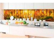 Samoljepljiva foto tapeta za kuhinje - Svnčana švma KI-350-084 | 350x60 cm Foto tapete
