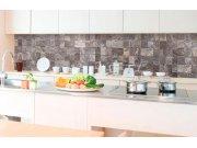 Samoljepljiva foto tapeta za kuhinje - Zidna obloga KI-350-089 | 350x60 cm Foto tapete