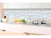 Samoljepljiva foto tapeta za kuhinje - 3D zid vmjetnosti KI-350-095 | 350x60 cm Foto tapete