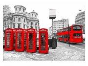 Flis fototapeta London MS50020 | 375x250 cm Foto tapete
