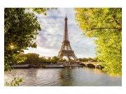 Flis fototapeta Seina u Parizu MS50028 | 375x250 cm Foto tapete