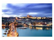 Flis foto tapeta Prag MS50031 | 375x250 cm Foto tapete