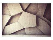 Flis fototapeta 3D betonska pozadina MS50037 | 375x250 cm Foto tapete