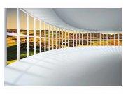 Flis foto tapeta Dvorana s pogledom MS50040 | 375x250 cm Foto tapete