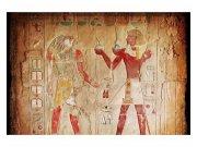 Flis foto tapeta Egipatska malba MS50052 | 375x250 cm Foto tapete
