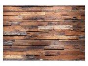 Flis foto tapeta Zid od drva MS50158   375x250 cm Foto tapete