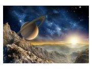 Flis foto tapeta Svemir MS50187 | 375x250 cm Foto tapete