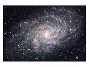 Flis foto tapeta Galaksija MS50189 | 375x250 cm Foto tapete
