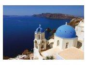 Flis foto tapeta Santorini MS50199 | 375x250 cm Foto tapete