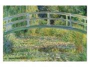 Flis foto tapeta Ribnjak s ljiljanima od Claude Oskara Moneta MS50255 | 375x250 cm Foto tapete