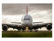 Flis fototapeta Airbus MS50318 | 375x250 cm Foto tapete