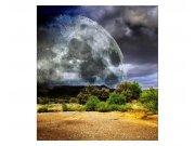 Flis fototapeta Mjesec MS30185 | 225x250 cm Foto tapete