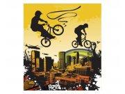 Flis foto tapeta Bicikplahtai MS30326 | 225x250 cm Foto tapete