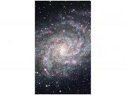 Flis foto tapeta Galaksija MS20189 | 150x250 cm Foto tapete