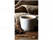 Flis foto tapeta Šalica kave MS20245 | 150x250 cm Foto tapete